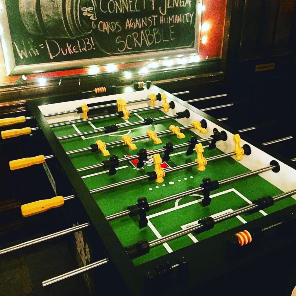 Events Gta Foosball