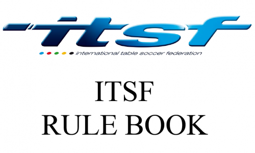 ITSF rule book cover